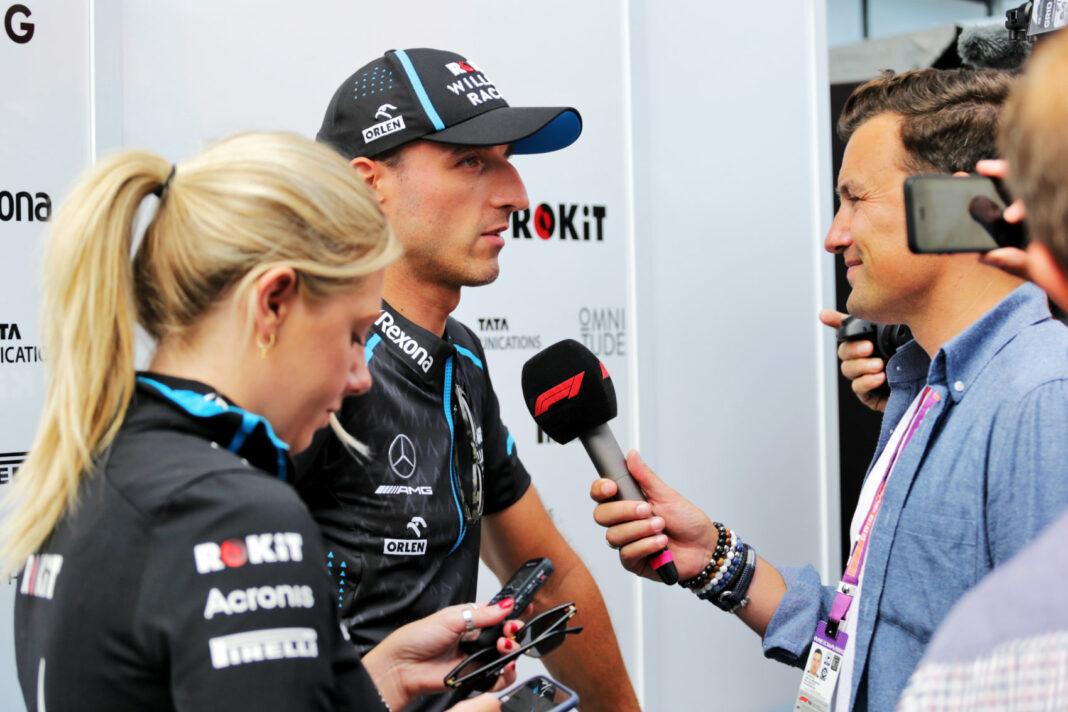 Robert Kubica, Will Buxton, racingline.hu