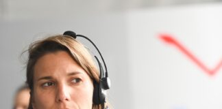 Simona de Silvestro, racingline.hu