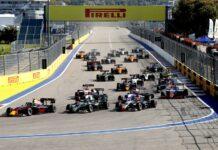 Formula 3, Racingline