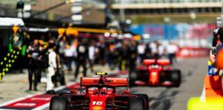 Charles Leclerc, Sebastian Vettel, Ferrari, racingline racinglinehu, racingline.hu