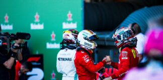 Sebastian Vettel, Charles Leclerc, Ferrari, racingline, racinglinehu, racingline.hu