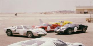 1966 Ford GT40 Mk II, racingline.hu
