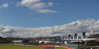 Japán Nagydíj, racingline