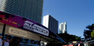 Forma-1, Miami Nagydíj, Racingline