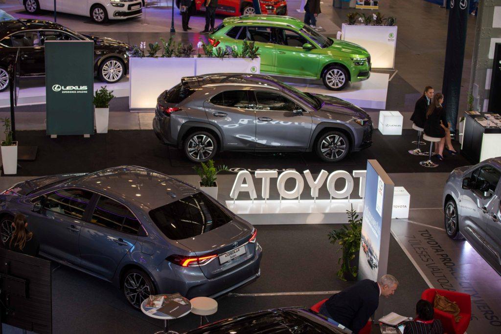 Budapest Auto Show, racingline.hu