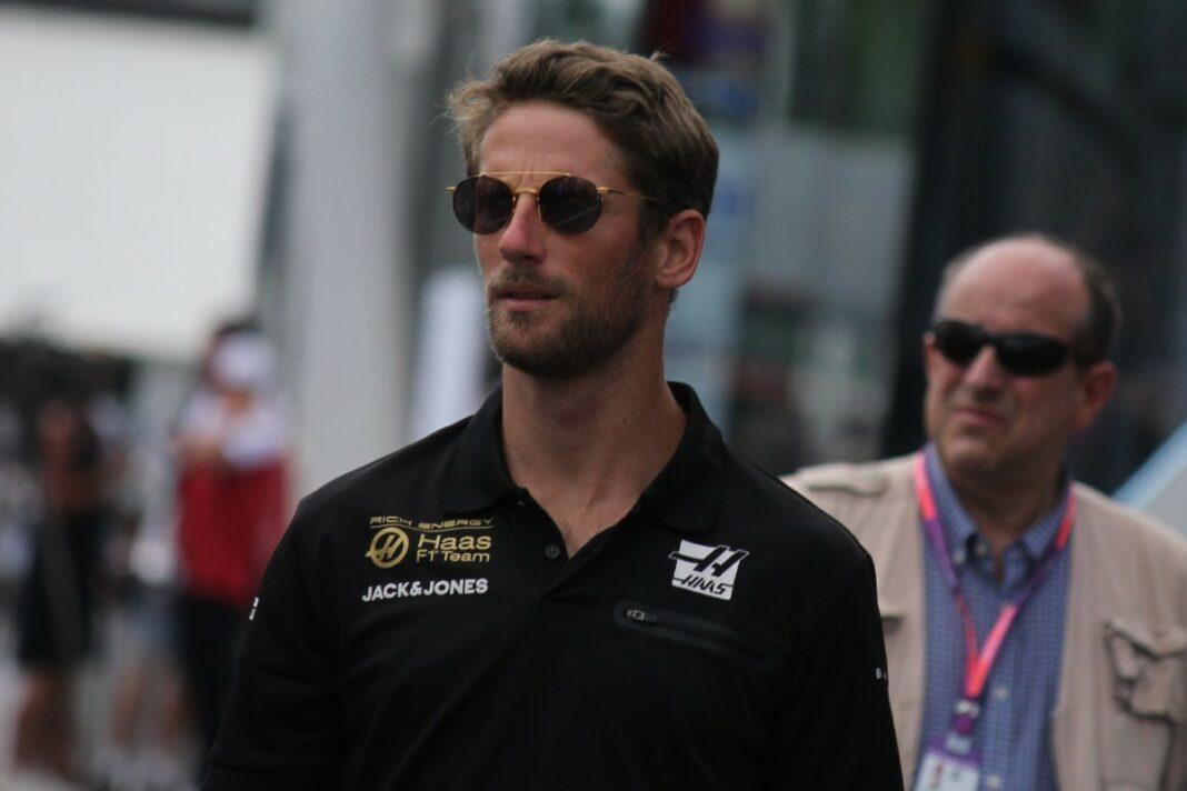 Grosjean, Racingline
