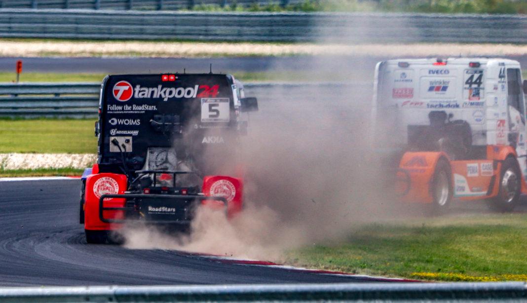 kiss norbert, kamion, racingline.hu
