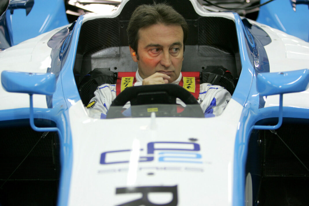 Adrian Campos, spanyol, racingline.hu