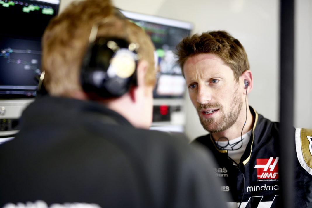 Romain Grosjean, racingline.hu