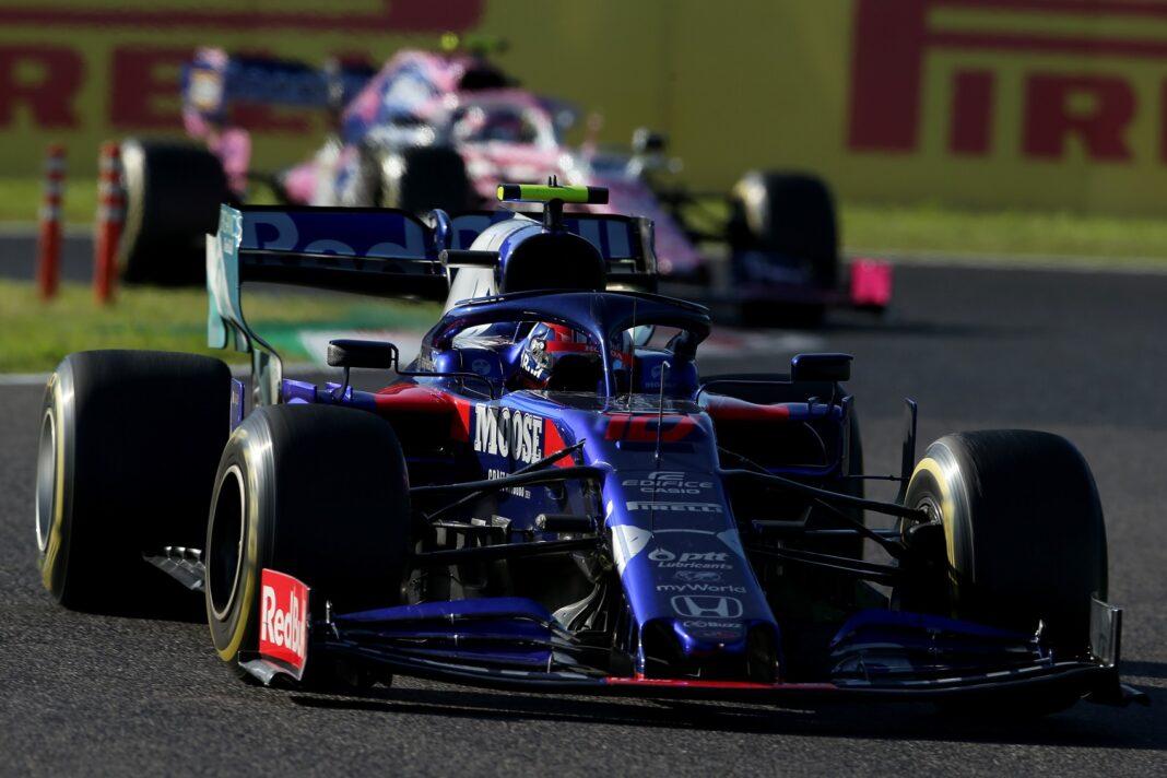 Pierre Gasly, Toro Rosso, bajnokság
