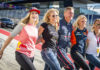 Corinna Kamper, Laura Kraihamer, Christina Tomczyk, David Coulthard, Mikaela Ahlin-Kottulinsky, racingline.hu