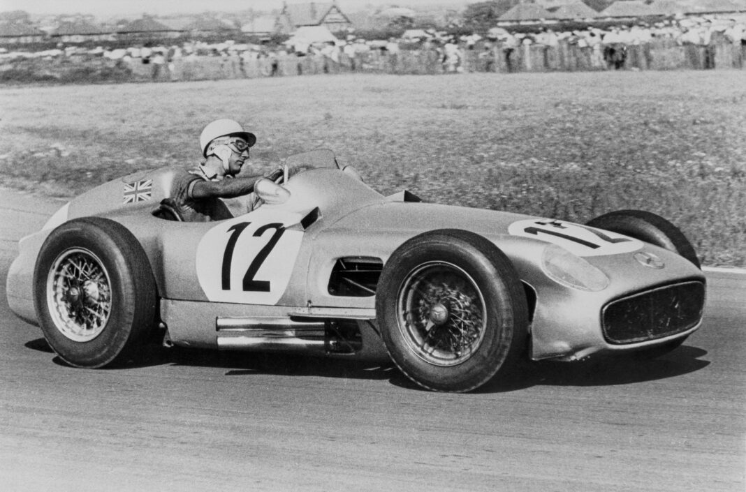 Stirling Moss, F1, dopping, forma-1