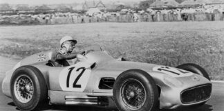 Stirling Moss, F1, dopping