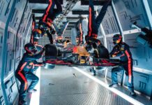 Red Bull Racing Space Zero G