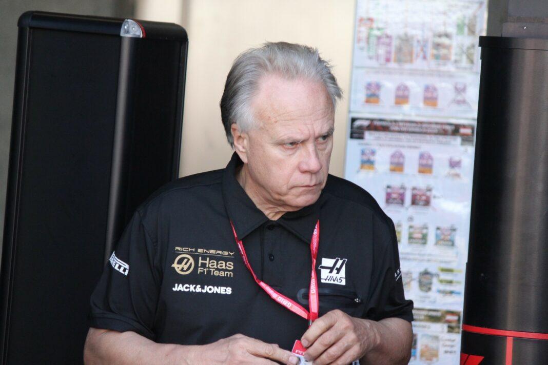 Haas, Racingline