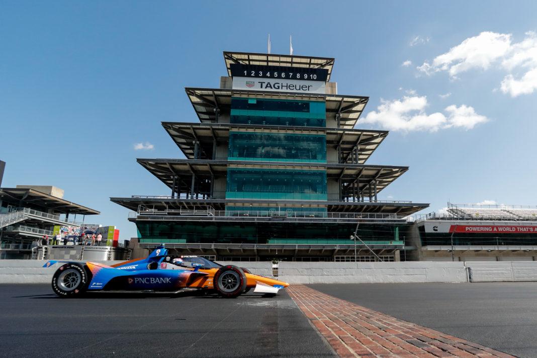 Indianapolis, Racingline