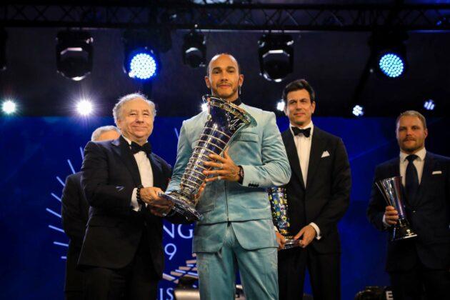 FIA Gála, Lewis Hamilton