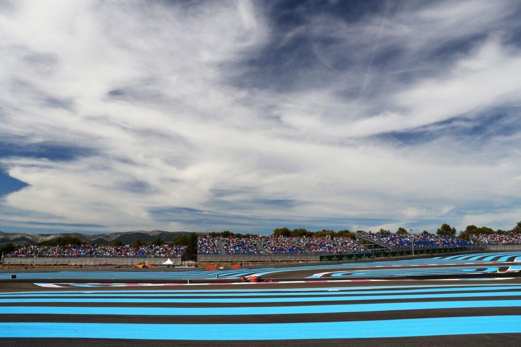Max Verstappen, Red Bull, Paul Ricard, racingline