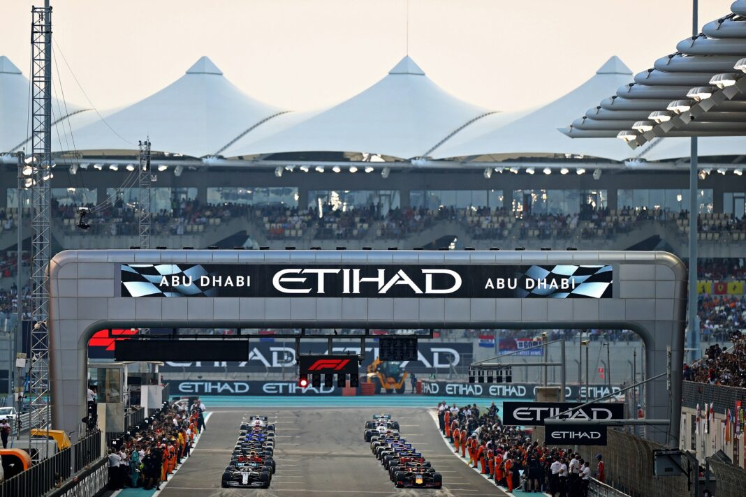F1, Forma-1, racingline