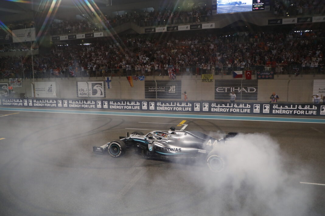 Lewis Hamilton, Forma.1