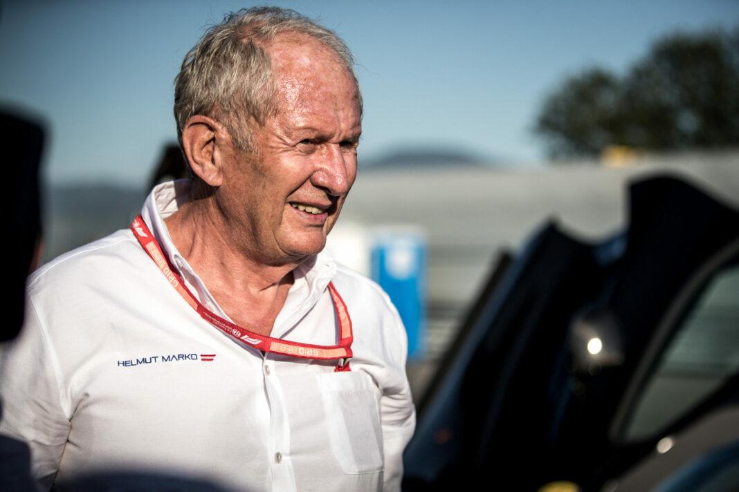 Helmut Marko, Racingline