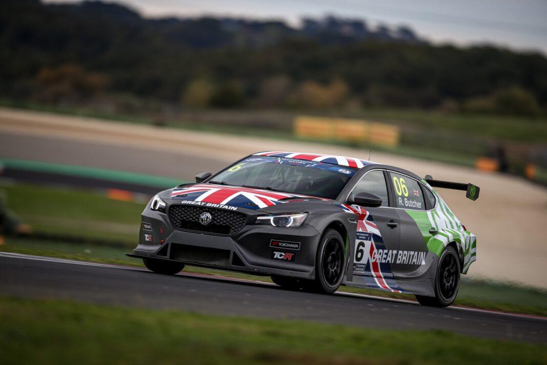 MG, racingline.hu, etcr