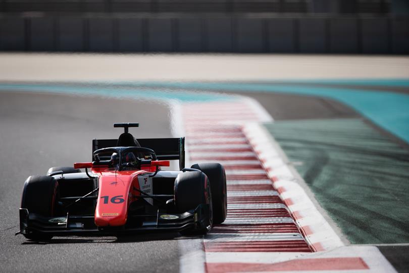 MP Motorsport, racingline