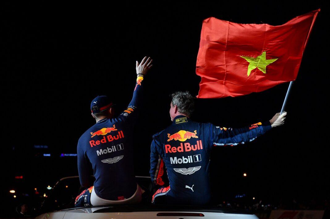 Hanoi, Vietnami Nagydíj, racingline