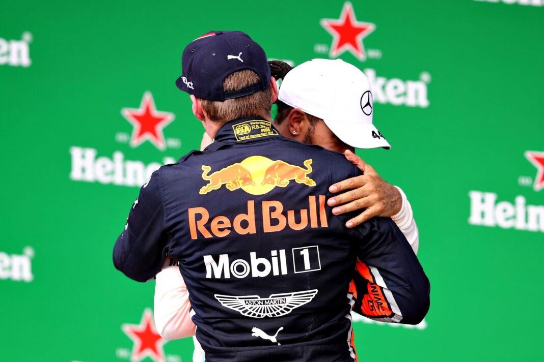 Lewis Hamilton, Max Verstappen, Mercedes, Red Bull, racingline