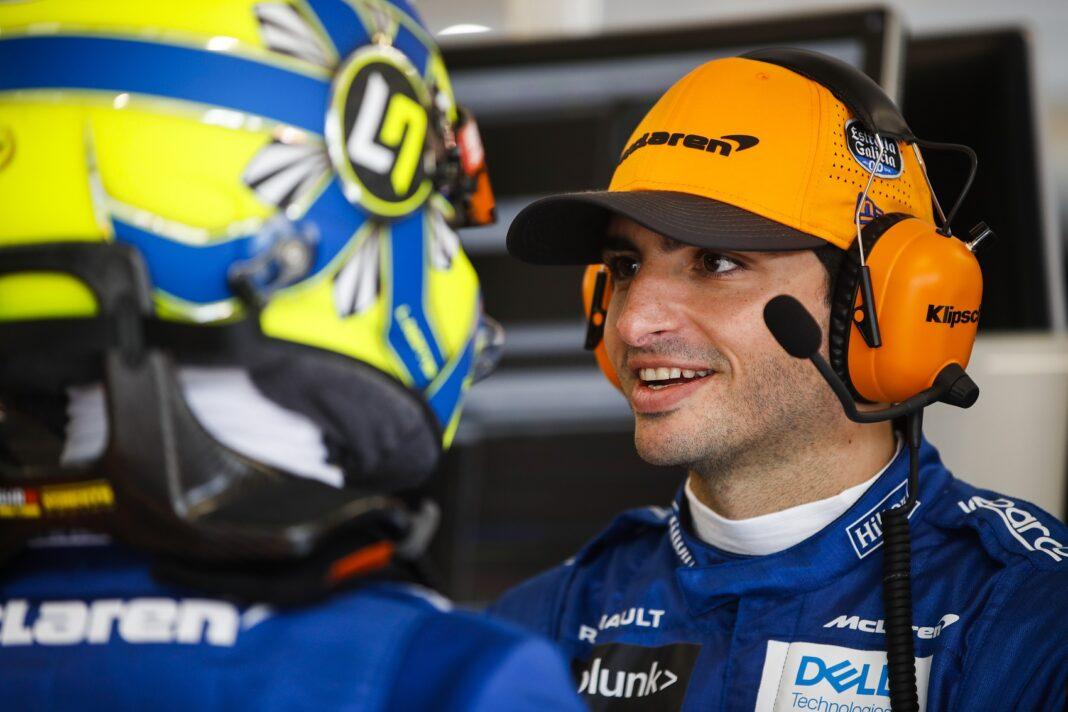 Carlos Sainz & Lando Norris, McLaren Formula 1, 2020, racingline.hu