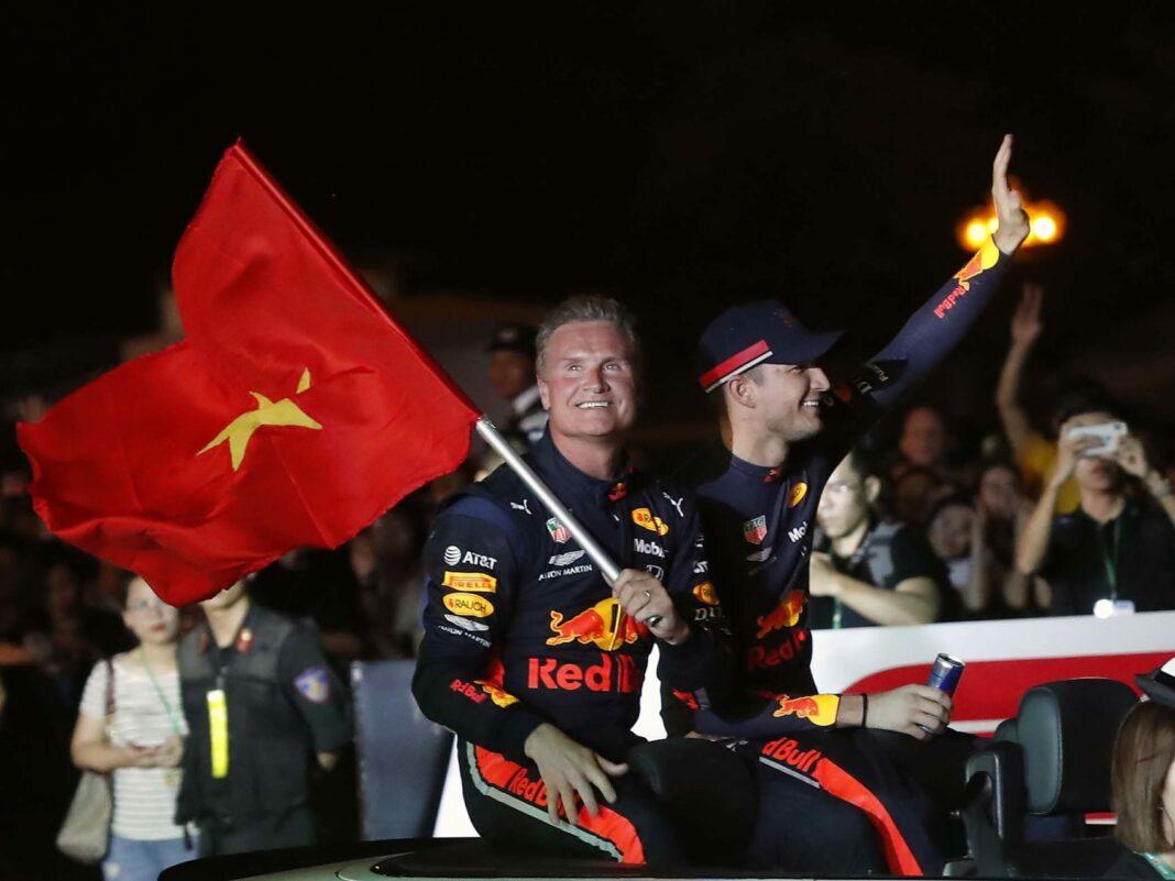 David Coulthard, Jake Dennis, vietnámi nagydíj, racingline.hu