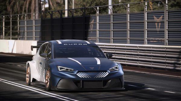 CUPRA e-Racer, racingline.hu