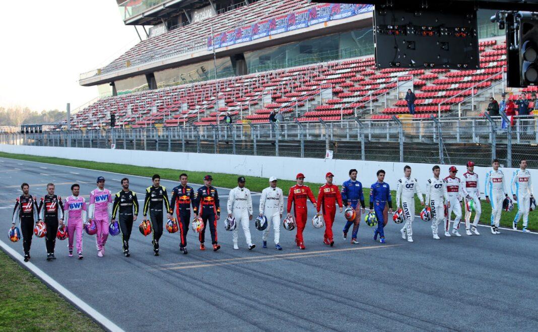 F1 drivers 2020, szezont, versenyzők