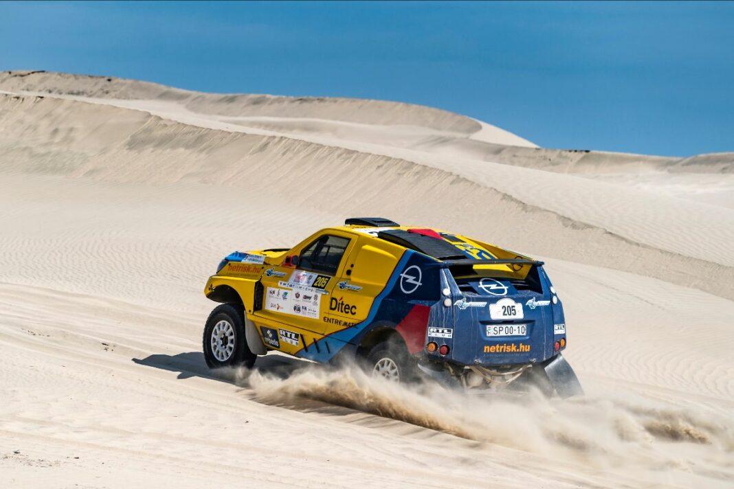 Opel Dakar Team, Szalayék