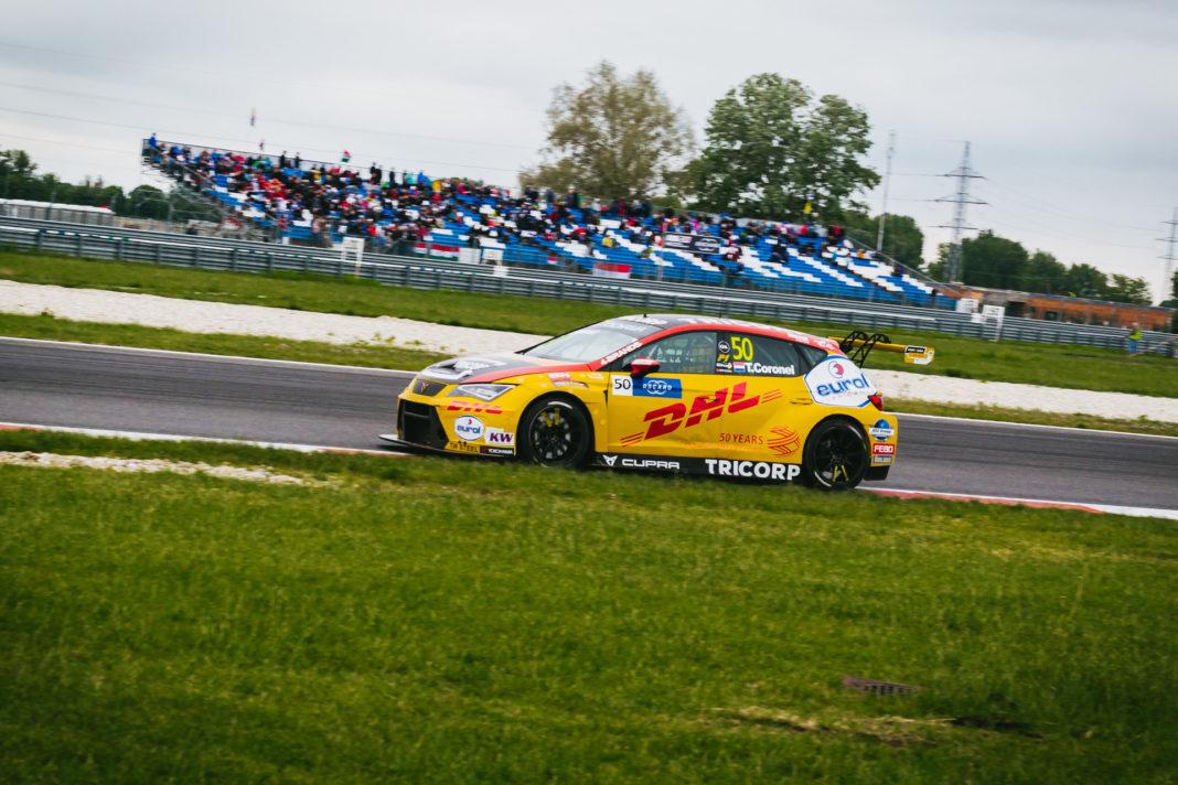 Comtoyou Racing, Cupra, racingline