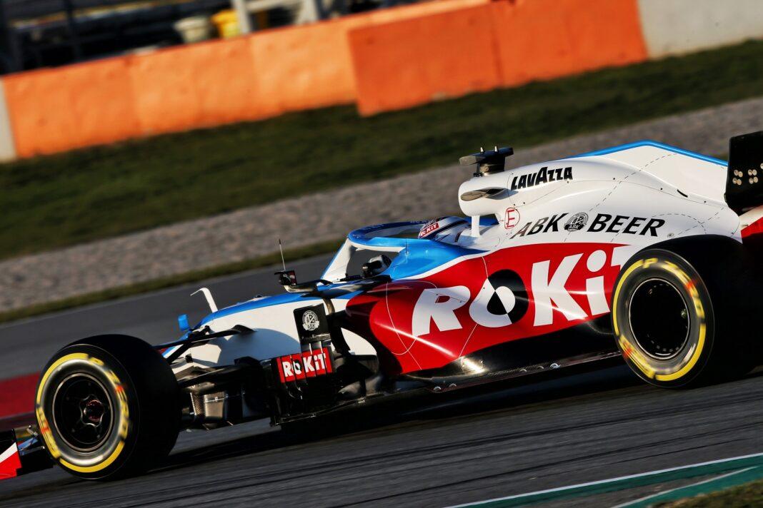 rokit, Williams, racingline