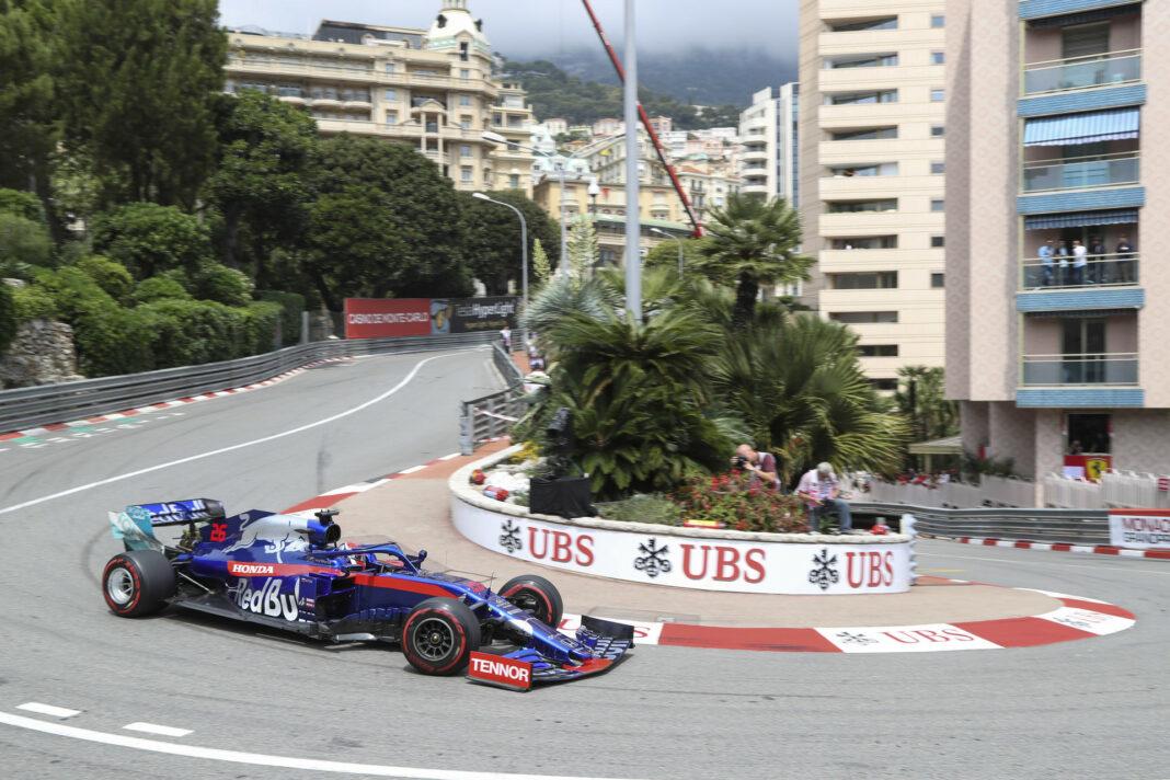 Monaco Kvyat