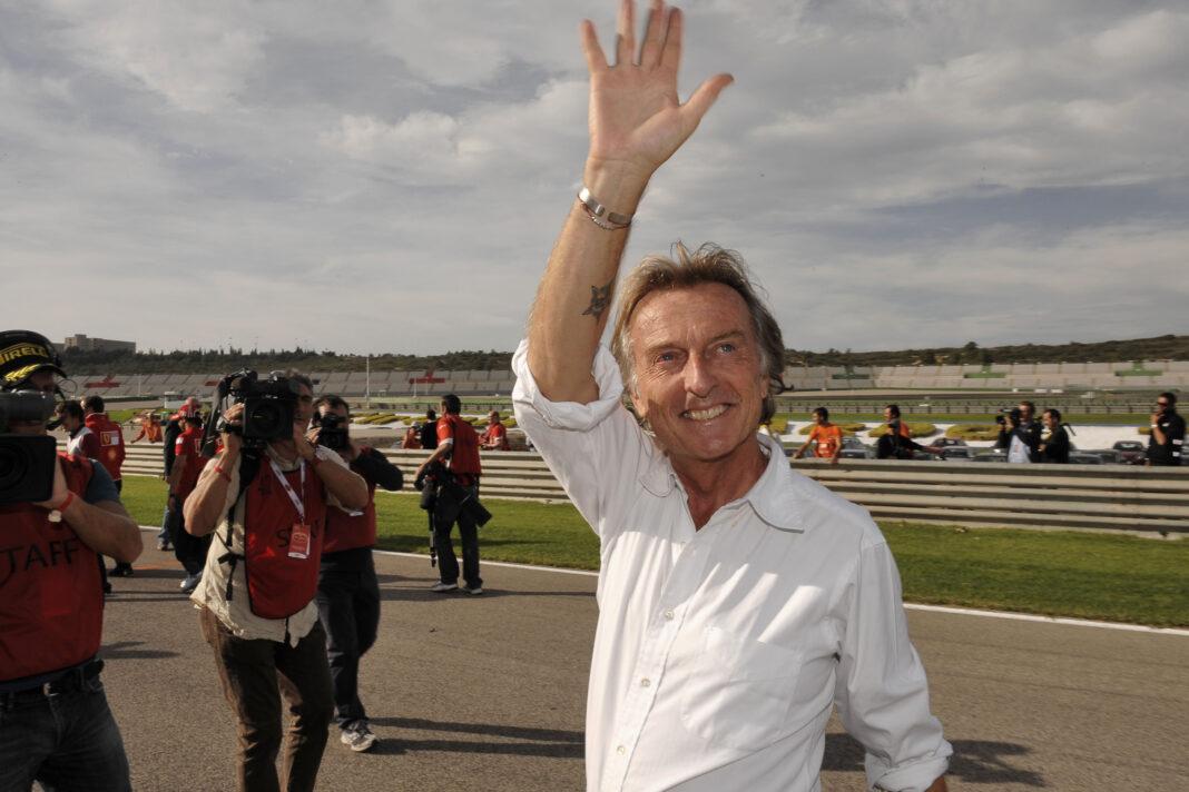Luca di Montezemolo, racingline