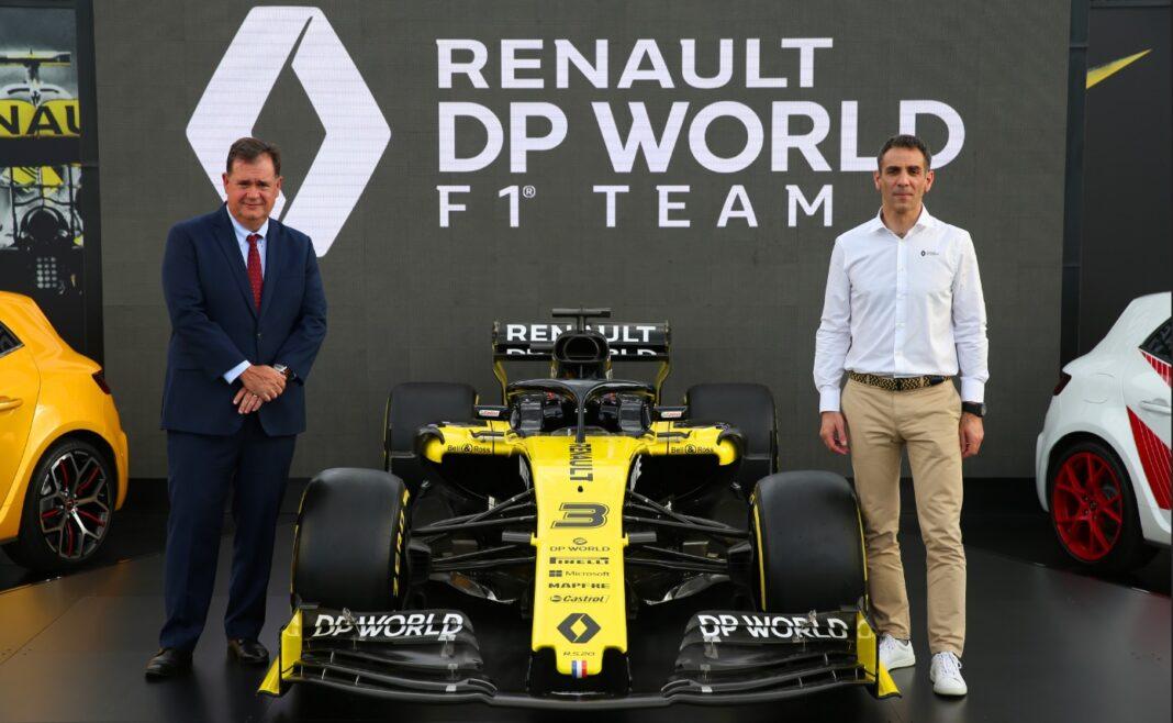 Renault, Abiteboul, racingline.hu