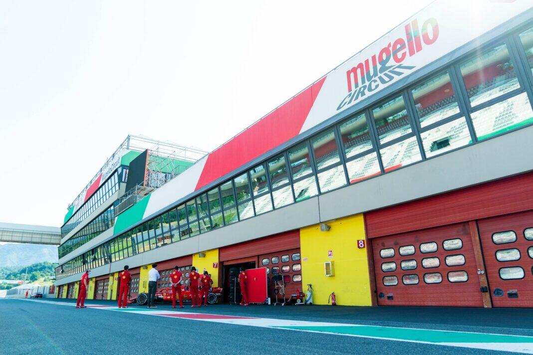 Sebastian Vettel, Ferrari, racingline.hu, mugello