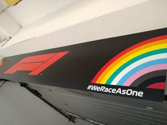 F1, Forma-1, #WeRaceAsOne