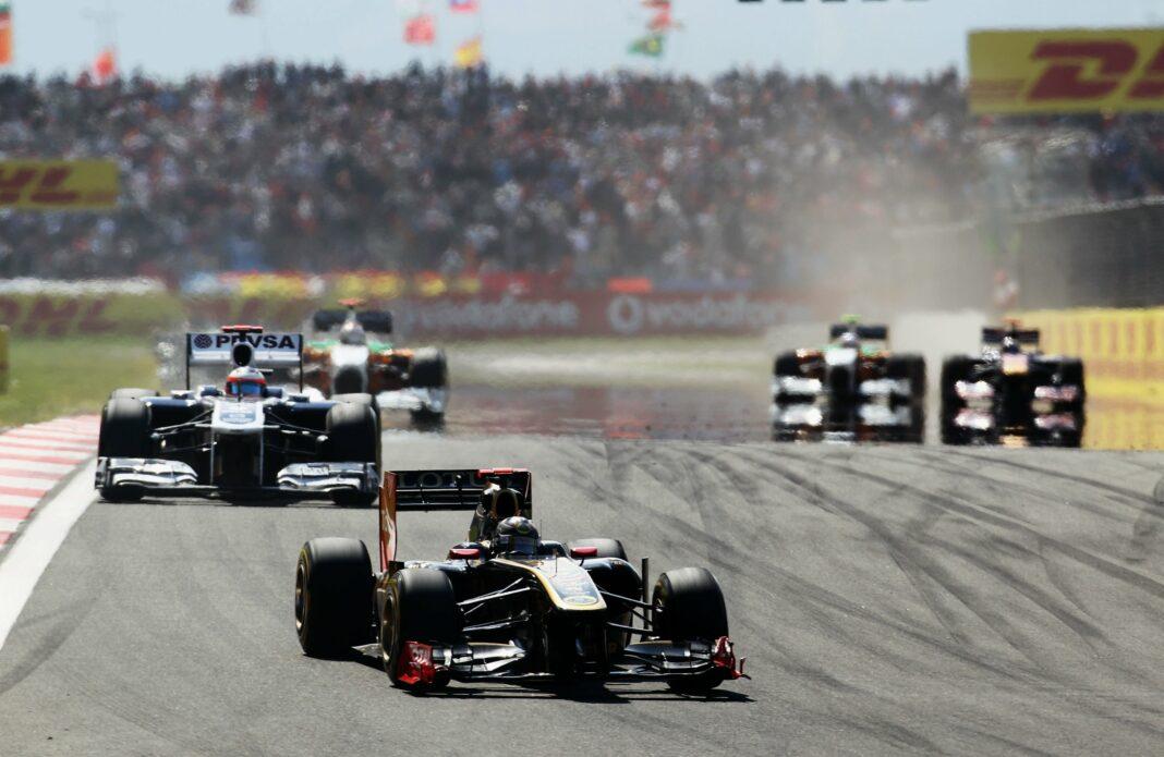 Törökország, Istanbul, racingline