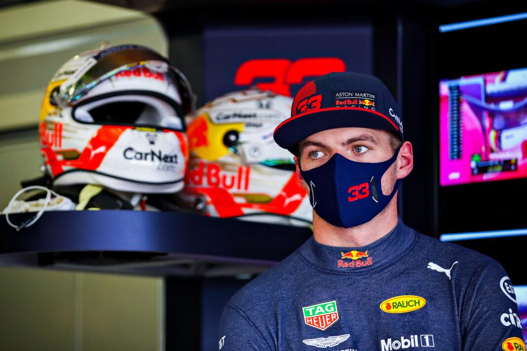 Max Verstappen, Red Bull Racing, racingline