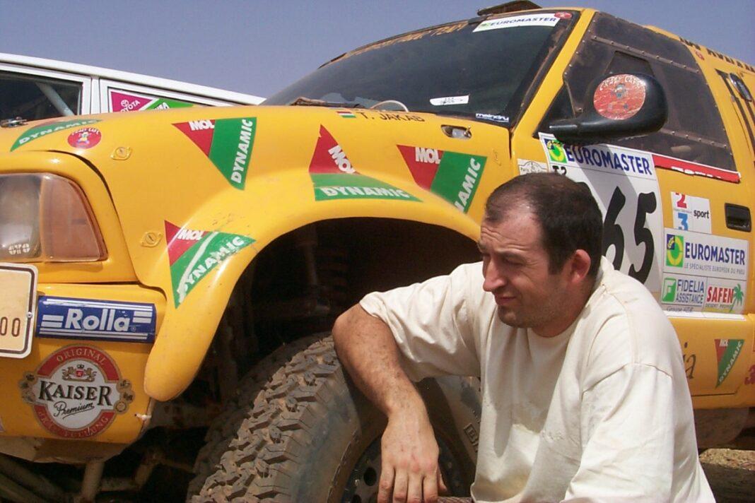 Szalay Balázs, Opel Dakar Team