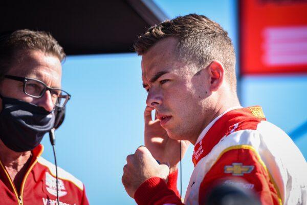 Scott McLaughlin, Team Penske, Indycar, racingline.hu